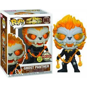 אונליין Funko POP! Marvel Avengers Infinity Warps - Ghost Panther
