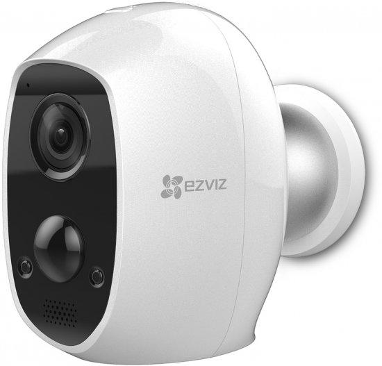 מצלמת אבטחה אלחוטית חכמה Ezviz Wire Free C3A