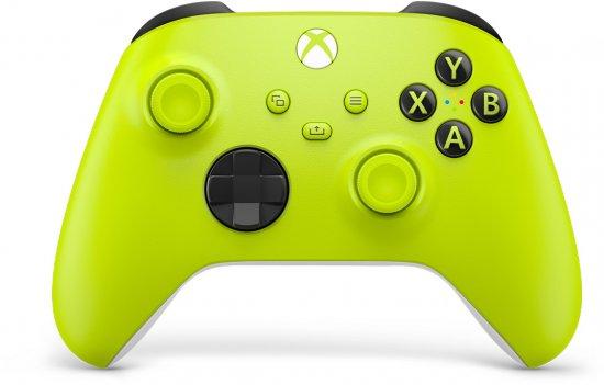 מציאון ועודפים - בקר משחק אלחוטי Microsoft Xbox Series-X - צבע שחור